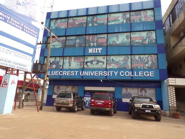 Bluecrest University College