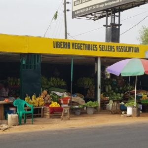 Liberia Vegetable Sellers Association