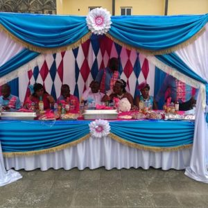 Wedding and Event Decorator Liberia