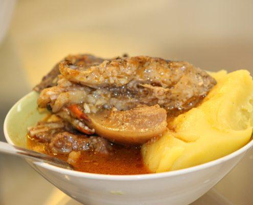 African food in Liberian