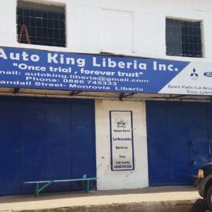 Auto King Liberia