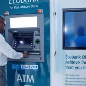 Ecobank ATM