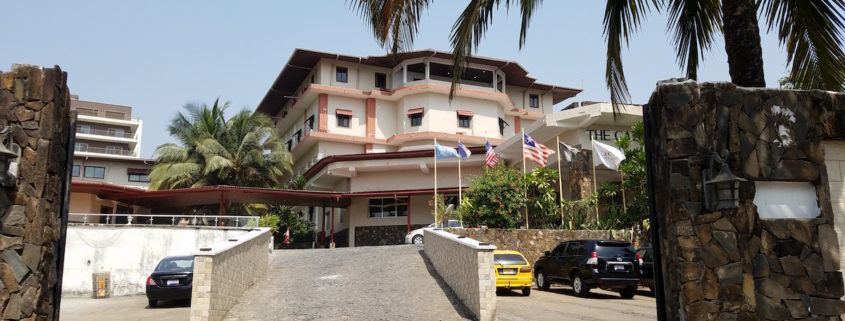 The Cape Hotel Liberia