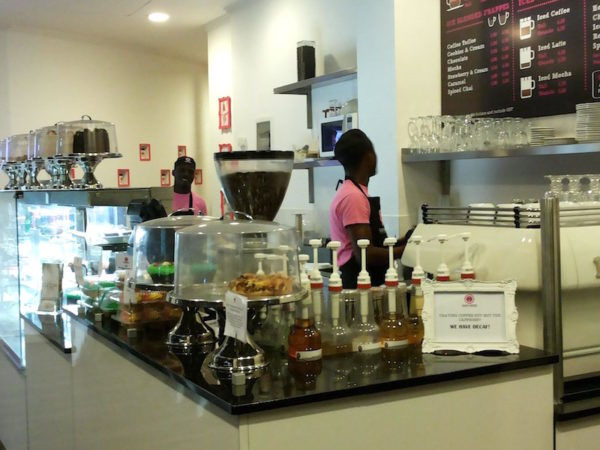 kaldi-s koffee Liberia