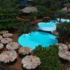 Tourist site in liberia