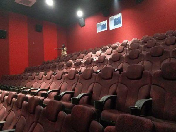 TM Mall- Silver Bird Cinema Liberia
