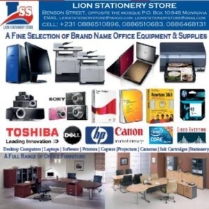 Lion Stationery Store