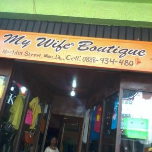 MY WIFE Boutique