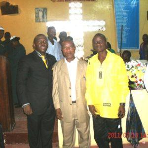 New Georgia Baptist Church - Liberia
