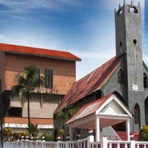 Providence Baptist Church, Monrovia Liberia
