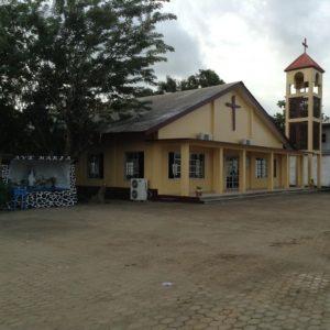 St. Mary's Parish Liberia