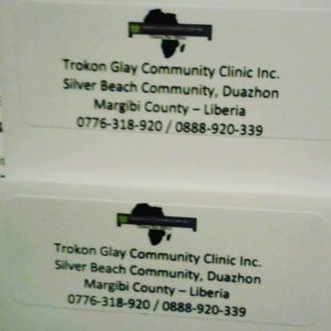 Trokon Glay Community Clinic Inc.