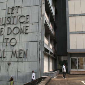 ministry of justice liberia