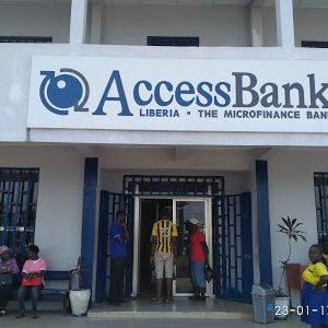 Banks in liberia