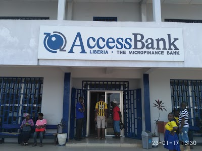 Image result for Liberia Banks