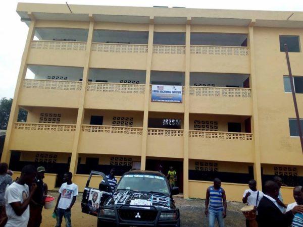 Liberia vocational institute