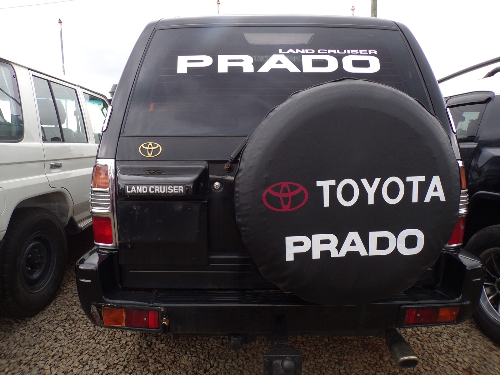2006 Honda Pilot For Sale >> Toyota Land Cruiser Prado 4WD 1999 Model | 5000 USD and Above, Cars for Sale, Toyota in Liberia