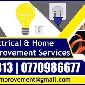 electrical services in liberia